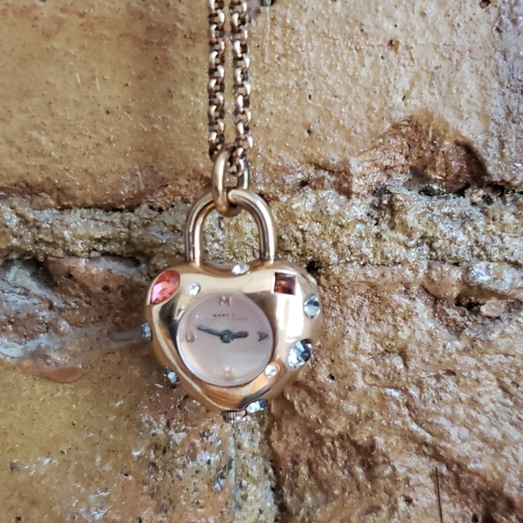 Marc By Marc Jacobs Accessories - Marc by Marc Jacobs Necklace Watch